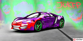 cool wrapped cars which car would suit each u0027suicide squad u0027 member the best