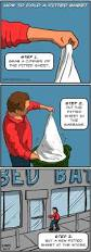 morbid holiday how to fold a fitted sheet