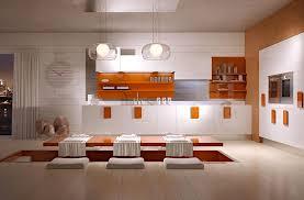 Futuristic Kitchen Designs Smart Kitchens Of The Future 10 Models With Innovative Design