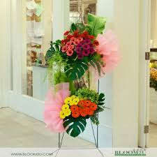 deliver flowers bloom2u online florist offering a wide selection of grand opening