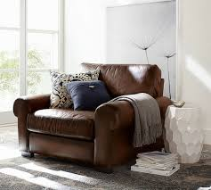 Pottery Barn Leather Couches Best 25 Pottery Barn Recliner Ideas On Pinterest Leather Couch