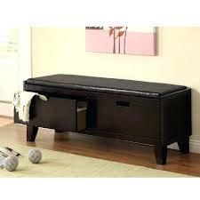 Bench With Shoe Storage Decorative Storage Bench Grey Fabric Storage Bench Decorative Shoe