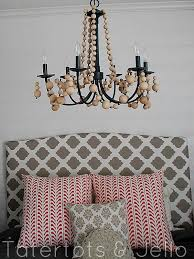 How To Make A Beaded Chandelier Make A Diy Beaded Chandelier