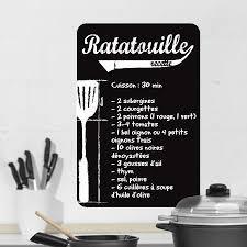 stickers recette cuisine stickers recette ratatouille stickers malin