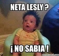 Neta Meme - lesly