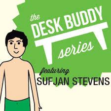 Desk Buddy Infographic Make Your Own Sufjan Stevens Desk Buddy Music