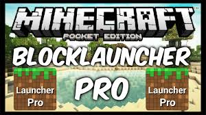 block launcher pro apk blocklauncher pro para minecraft pe 0 15 0 apk