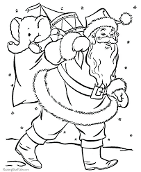 coloring pages to print of santa coloring sheets colouring in funny print santa coloring pages pdf