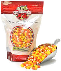 buy halloween candy amazon com sweetgourmet halloween mellowcreme candy corn 1lb