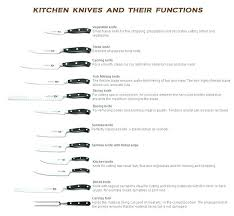 types of kitchen knives and their uses chef knives explained chef knives uses adictosporlamusica