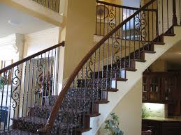 Metal Banister Spindles Iron Interiors Home Page