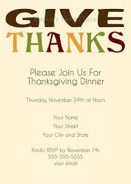 thanksgiving invitation template eliolera