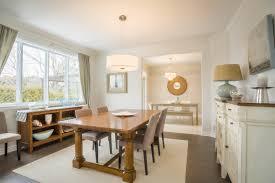dining room painted benjamin moore baby u0027s breath daniela