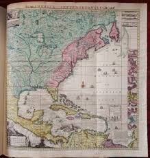 Spanish Map Of North America by Popple Henry D 1743 Map Of The British Empire In America With