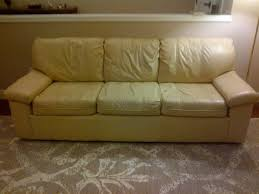 Cream Colored Sectional Sofa by Amazing Cream Colored Leather Sofa With Details About Sectional