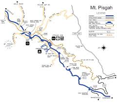 French Creek State Park Map by Mount Pisgah Hiking Trails Blue Ridge Parkway U S National