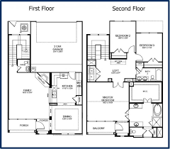 two story house plans 2 storey house plans philippines with blueprint design roof deck