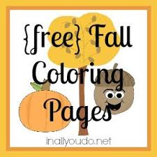 56 best fall autumn printables and worksheets perfect for