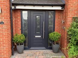 Composite Exterior Doors Cms Doors Endurance Timber Composite Front Doors