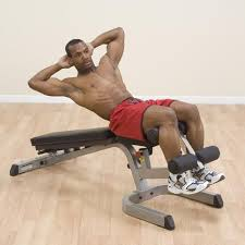 Incline Decline Bench Exercises Heavy Duty Flat Incline Decline Bench Body Solid Gfid71
