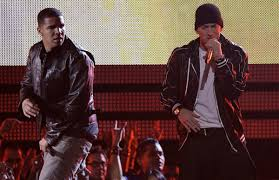 Eminem Drake Meme - drake vs eminem who would win in a rap beef complex