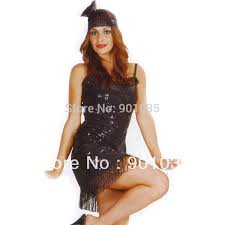 Halloween Flapper Costumes Buy Wholesale Flapper Costumes China