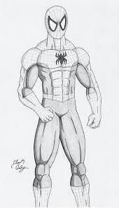 spider man pencil drawing dsx100 deviantart