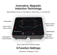 Interface Disk For Induction Cooktop Portable Induction Cooktop Everything You Need To Know