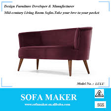 Velvet Sofa For Sale by Red Velvet Sofa Red Velvet Sofa Suppliers And Manufacturers At