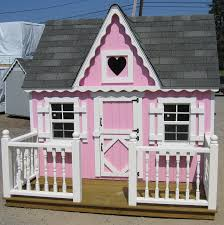 shed playhouse plans playhouse kids pinterest playhouses pink playhouse and play