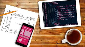 web designe web development and coding certificate professional and