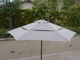 8 Ft Patio Umbrella Vented Replacement Umbrella Canopy For 9ft 8 Ribs Market Patio