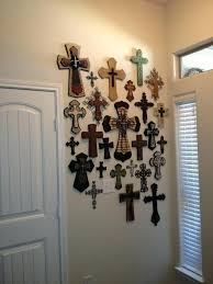 wall crosses metal crosses wall decor best wall crosses ideas on cross wall