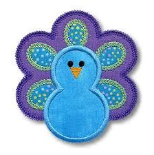 peacock applique gg designs embroidery