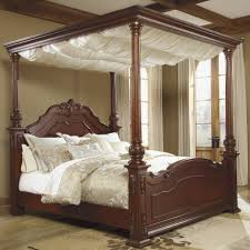 Bed Frames How To Make by Bed Frames How To Make A Wood Canopy Bed Frame Queen Size Canopy