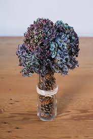 dried hydrangeas do it yourself dried hydrangea vase arrangements garden design