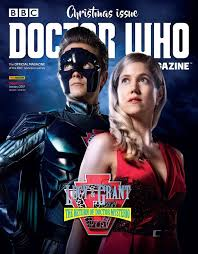 doctor who magazine dwm issue 507 christmas 2016 jpg doctor who