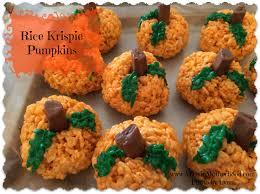 Rice Crispy Treat Pumpkins Ricekrispies Png