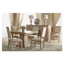 Extending Dining Room Table Hudson Extendable Dining Table El Dorado Furniture