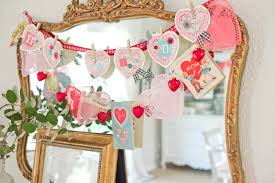 Wall Decorations For Valentine S Day by Valentine Days Home Decorations For Valentine U0027s Day Kisses And
