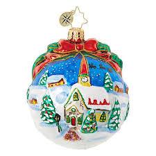 christopher radko ornaments religious ornaments