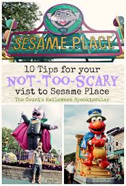 sesame street halloween party 10 tips for your vist to sesame place halloween spooktacular