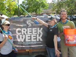 Uccs Map 4th Annual Creek Week Cleanup Office Of Sustainability