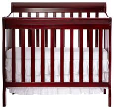 Cherry Baby Cribs by Dream On Me Aden Convertible 4