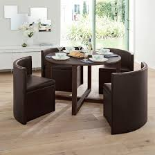 Round Tables For Kitchen by White Kitchen Table And Chairs Living It Up In The Chicago Suburbs