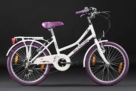 taille de cadre photo vélo fille 6 vitesses 20 u0027 u0027 starlit blanc violet tc 30 cm ks