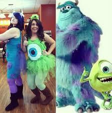 Halloween Costume Monster 24 Sencillos Disfraces Ti Tu Mejor Amiga Monster Costumes