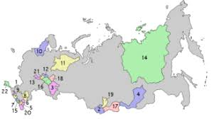 map of europe russia and the independent republics republics of russia
