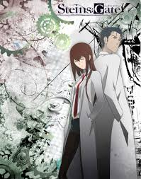steins gate makise x okabe steins gate posters for my walls pinterest