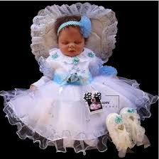 baby christening gown wedding dress newborn formal baptism